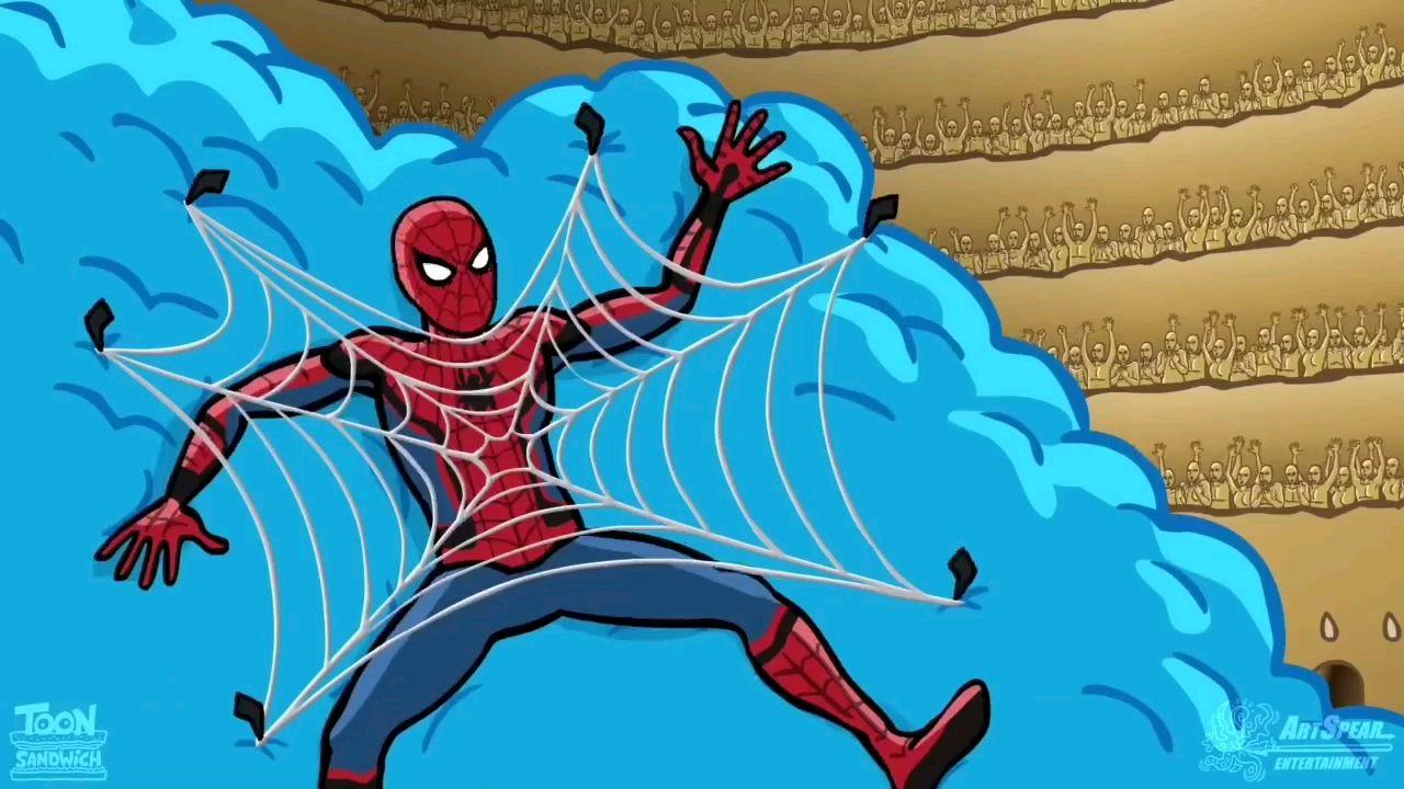 超级英雄碗自制字幕 超清画质 谁才是最强英雄
