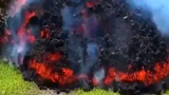 夏威夷火山泥