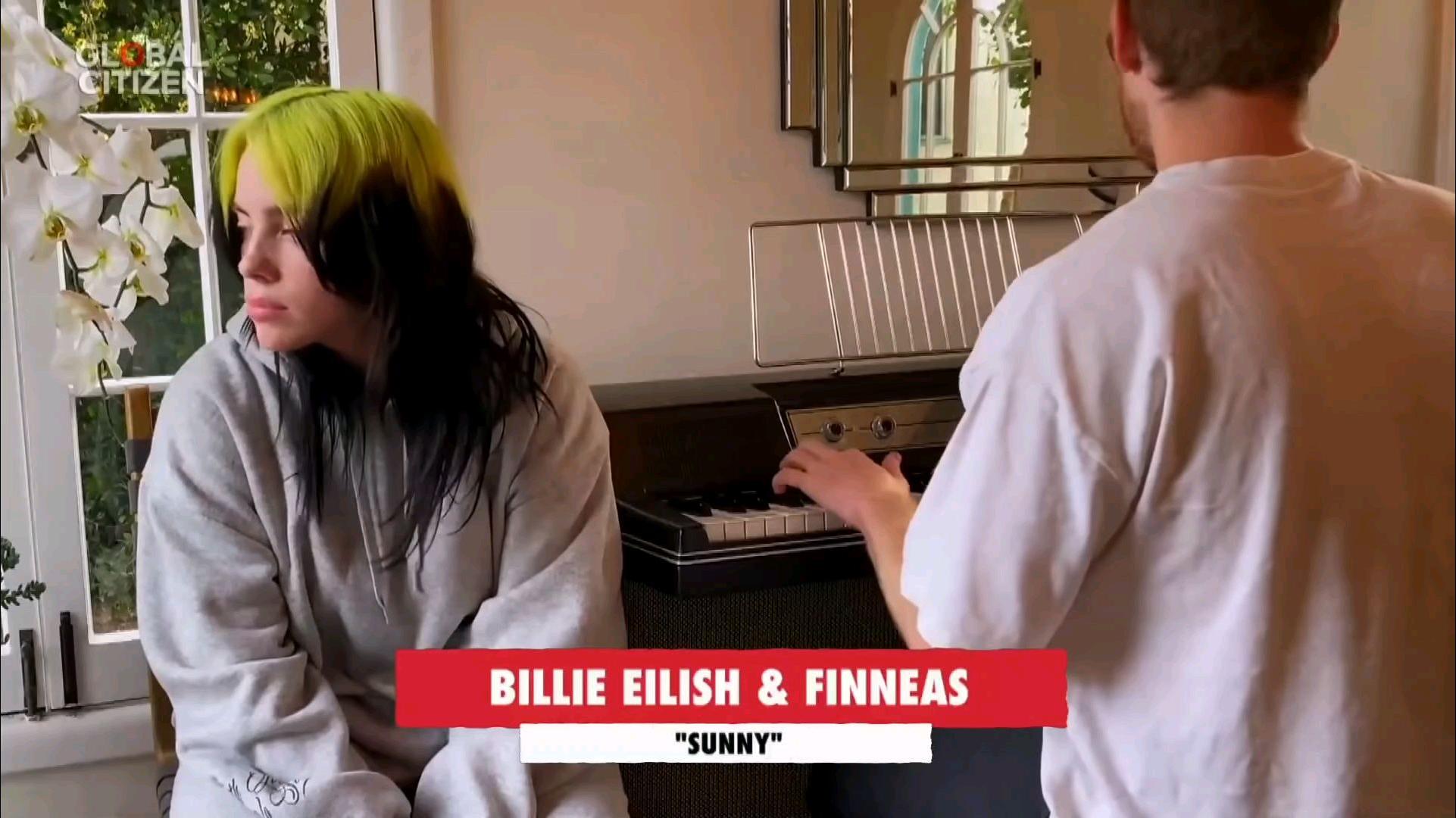 Billie Eilish & Finneas Sunny