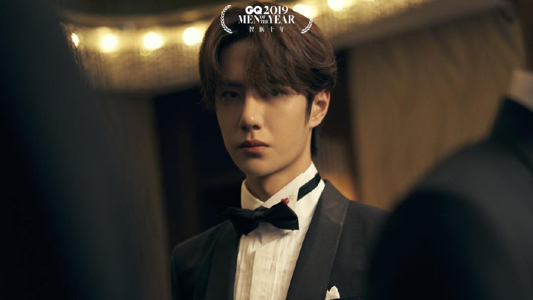 【王一博】GQ十周年|GQ真•预言家