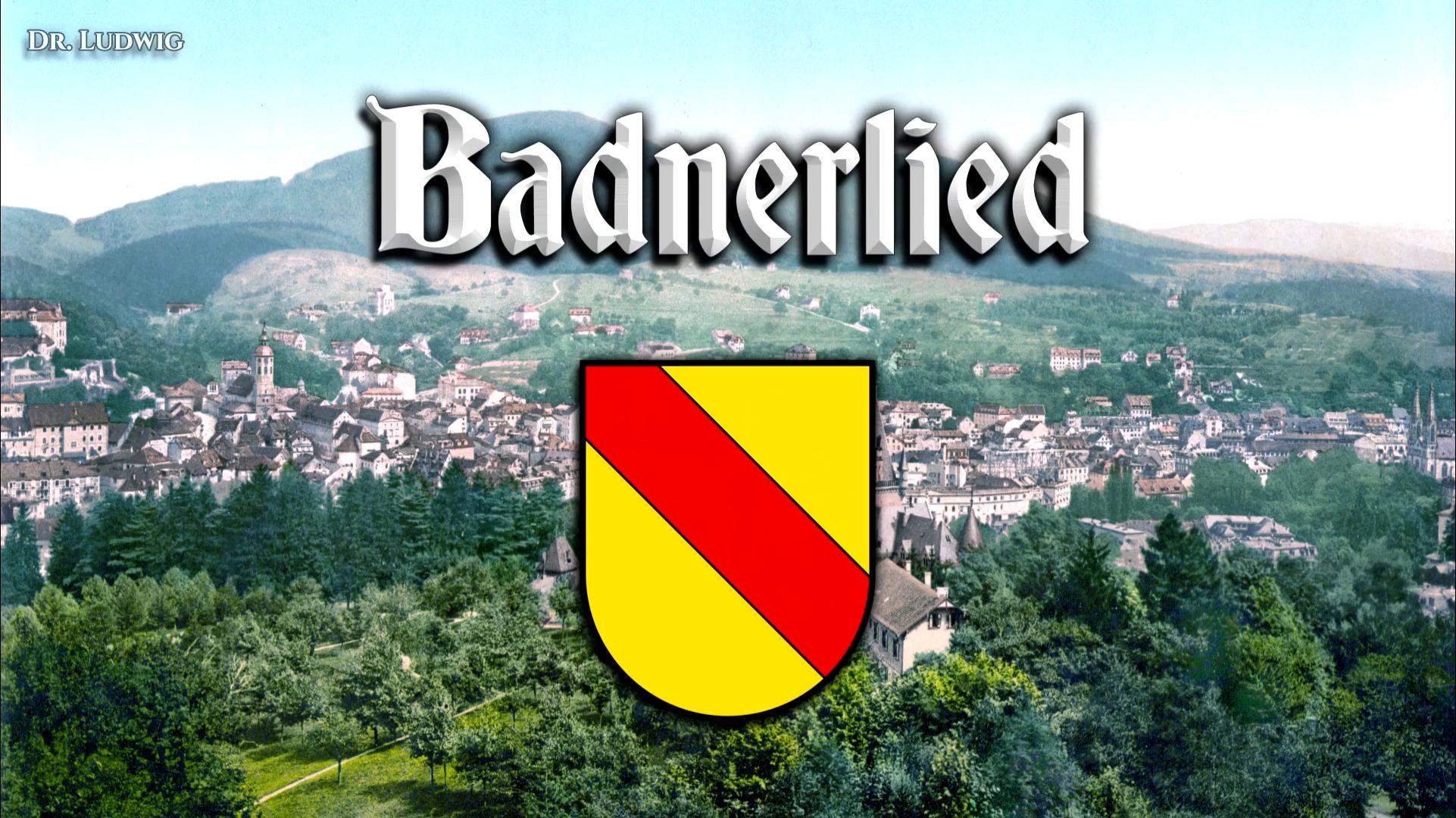 Badnerlied[巴登人之歌][巴登州州歌][+英语歌词]