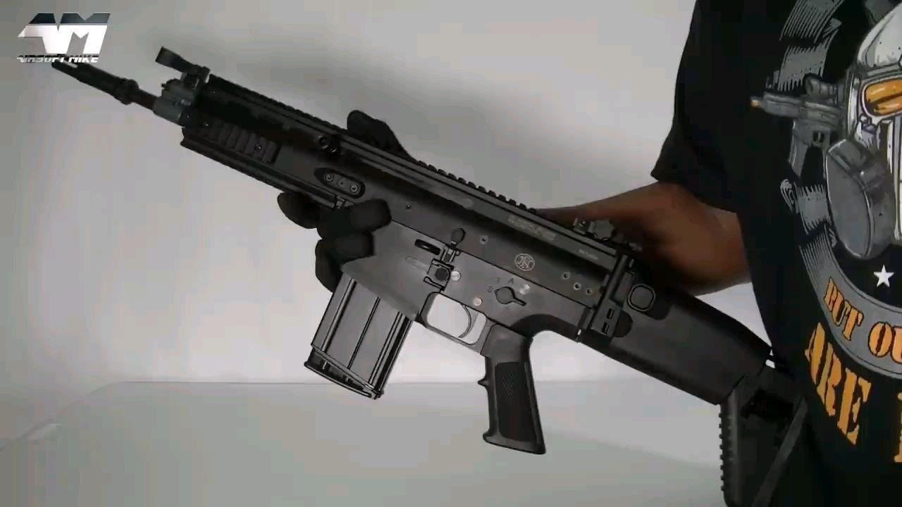 CYBERGUN FN HERSTAL SCAR-H   GAS BLOWBACK   VFC