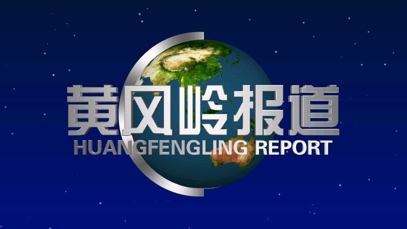【架空电视】北山黄风岭市电视台《黄风岭报道》(现《黄视新闻》)片头(1995~2005)