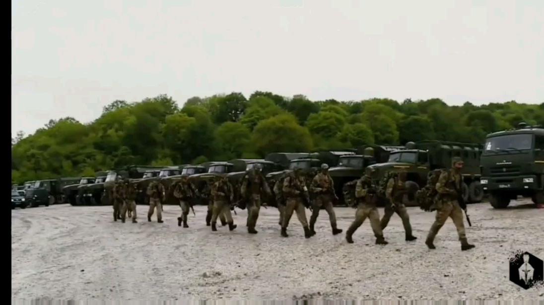 俄罗斯特种部队作战纪实