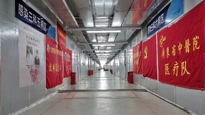 这条走廊安静了,武汉就开始热闹了!