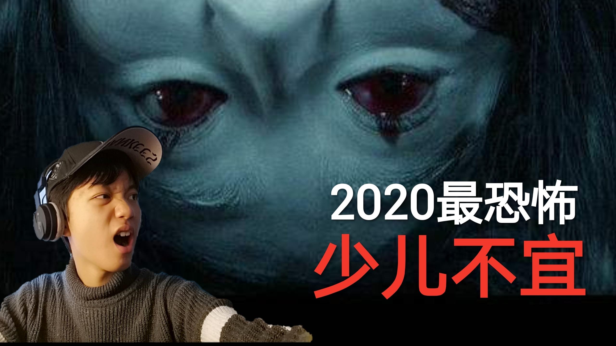 【棱独秀】2020最恐怖的游戏有没有下哭你?