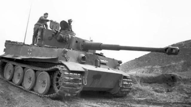 二战德国著名军歌《装甲兵进行曲》