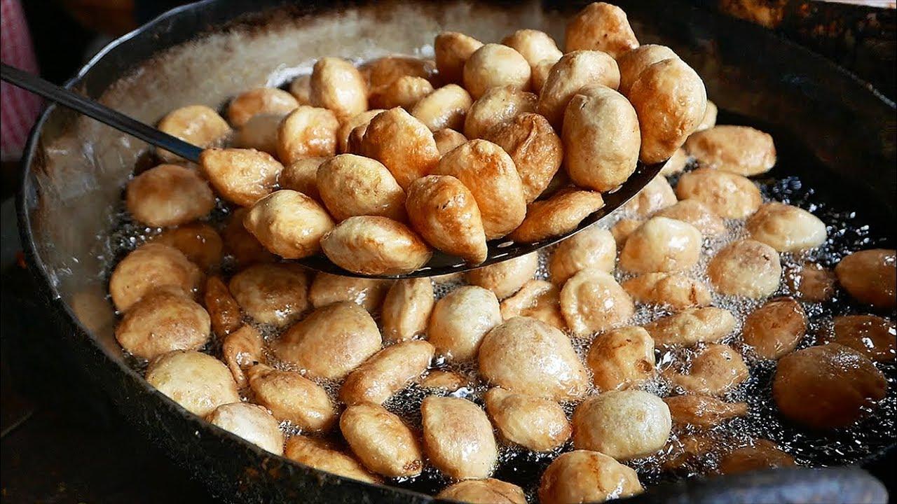 印度路边小吃 - 印度最好吃的早餐!