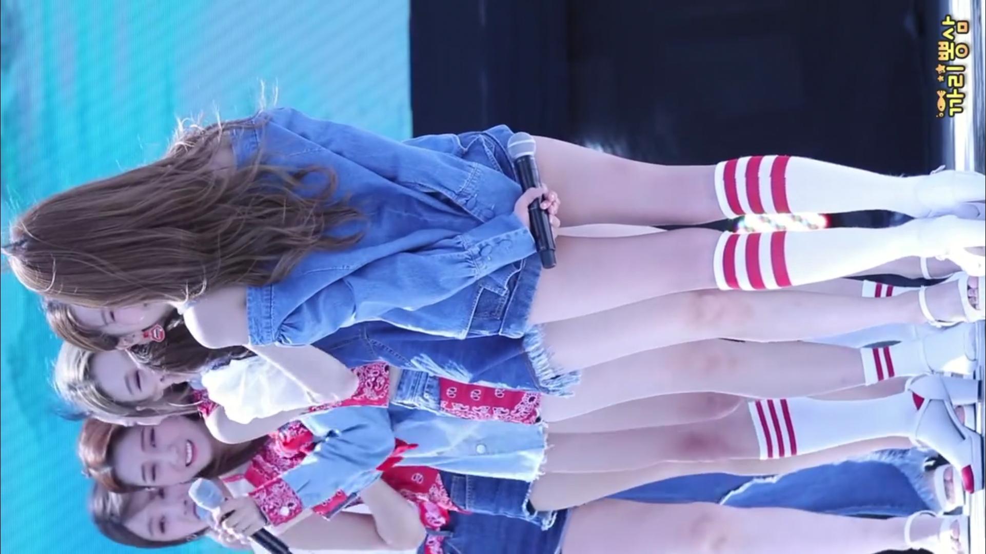 【崔有真】CLC Summer Kiss 崔有真直拍