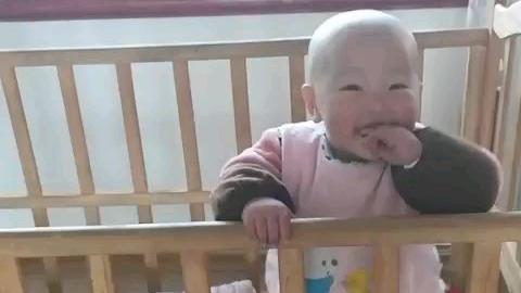 可爱的小宝宝