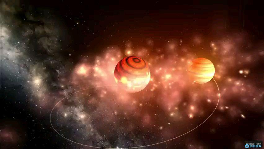 宇宙沙盘2脑洞时间:将地球扩大1000倍质量再与木星相撞后将其改为宜居星球