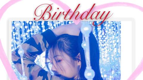 【莲香】HB to紫颜小姐姐*今天是你的birthday!