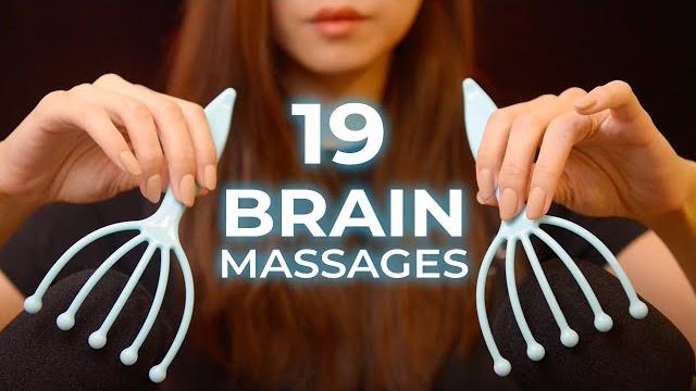 【助眠】Bakery   19种让大脑融化的按摩触发  无人声