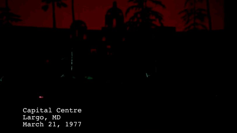 【Eagles(老鹰乐队)】《Hotel California(加州旅馆)》.1977现场演唱会