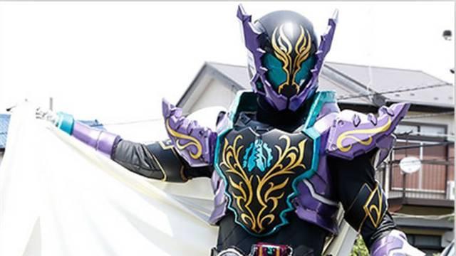 假面骑士Prime Rogue特效字幕 为正义献出命吧