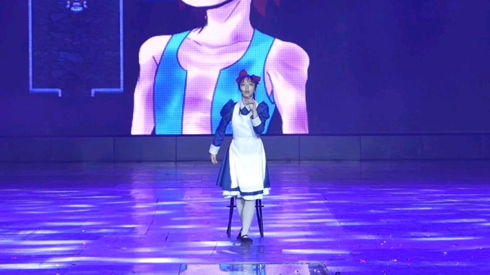 Aya丨恐怖游戏 狂父 同人舞蹈