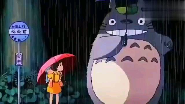 夏天的治愈,宫崎骏的夏天!