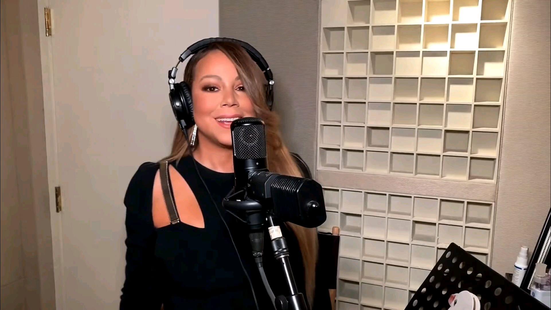 牛姐 Mariah Carey - Through The Rain/Make It Happen