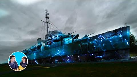【老高】2020.5.13新视频《在大海上发生的最不可思议的事,费城实验》(1080P)