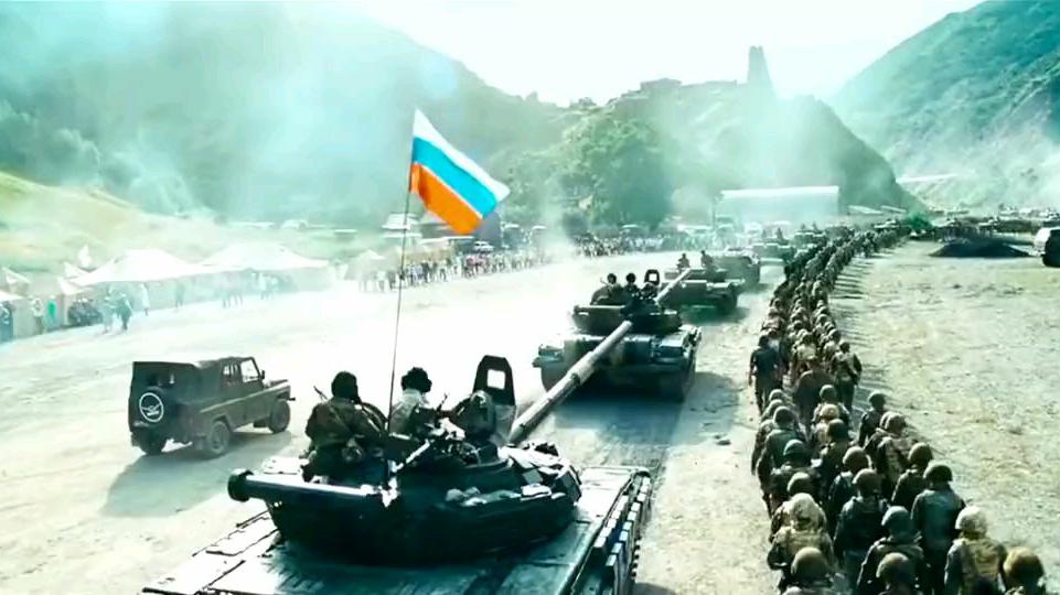 真实事件,俄格战争,08年8月8日