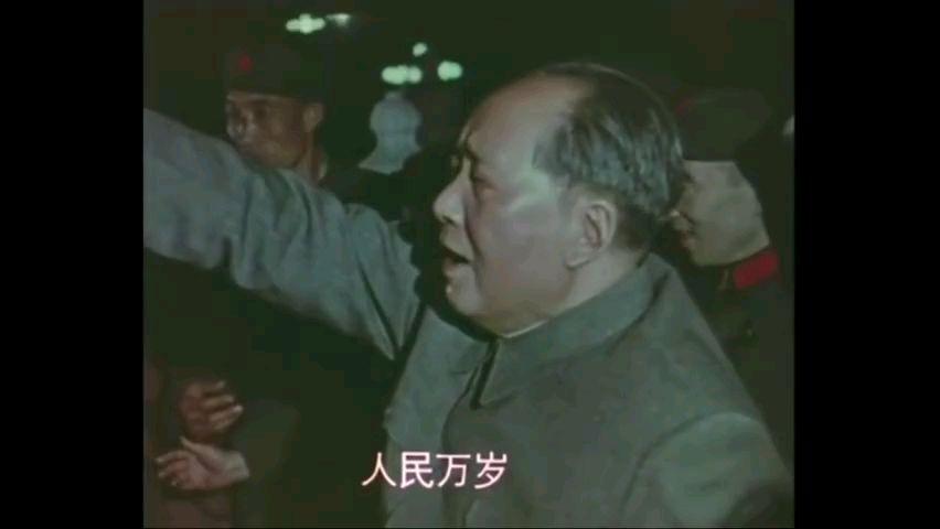 【关于人民领袖毛主席的极其震撼的混剪片】