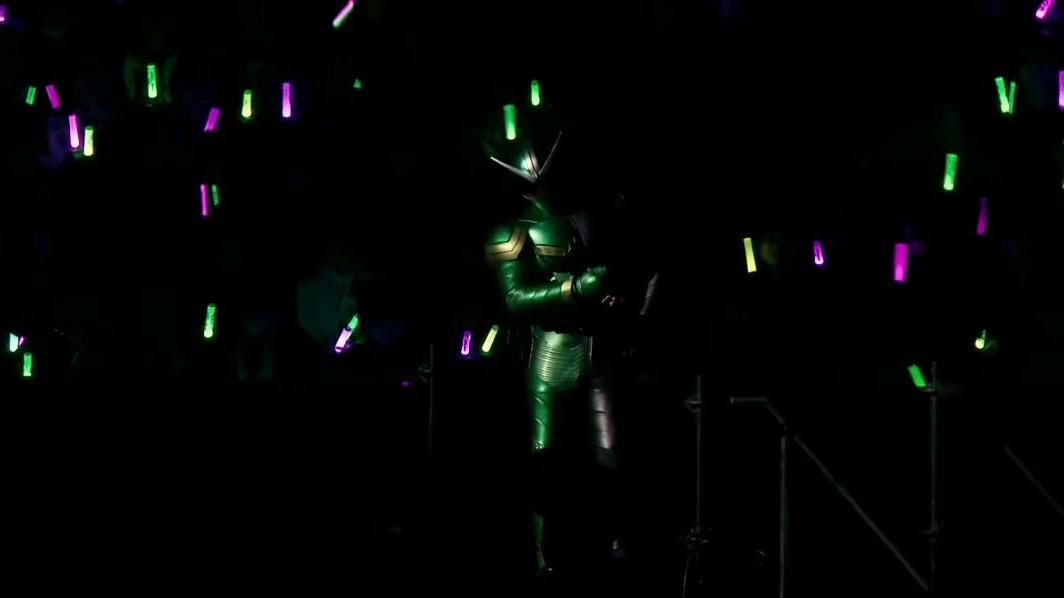 夜店销魂曲     WBX      假面骑士W   现场版演唱