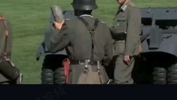 二战德军武器装备