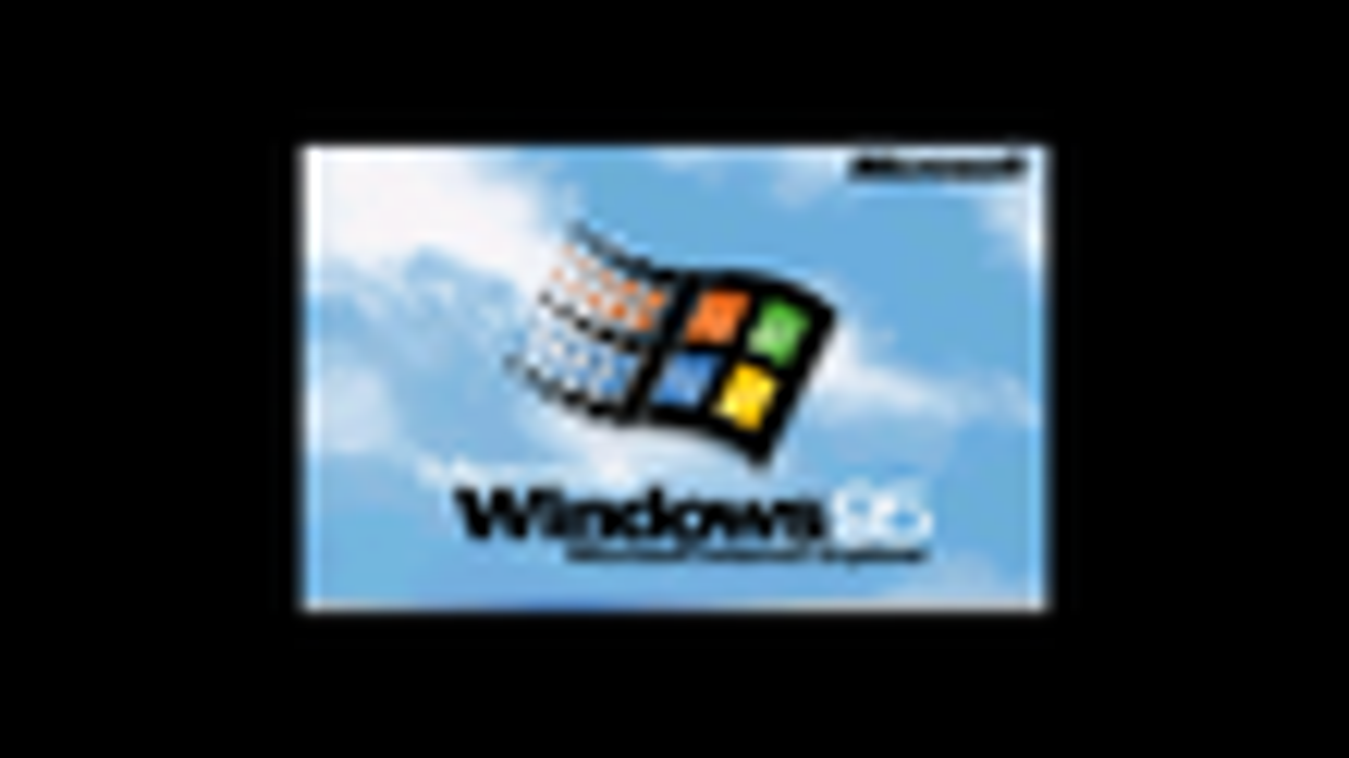 几个已经停止维护的Windows开机界面和声音(升级版)
