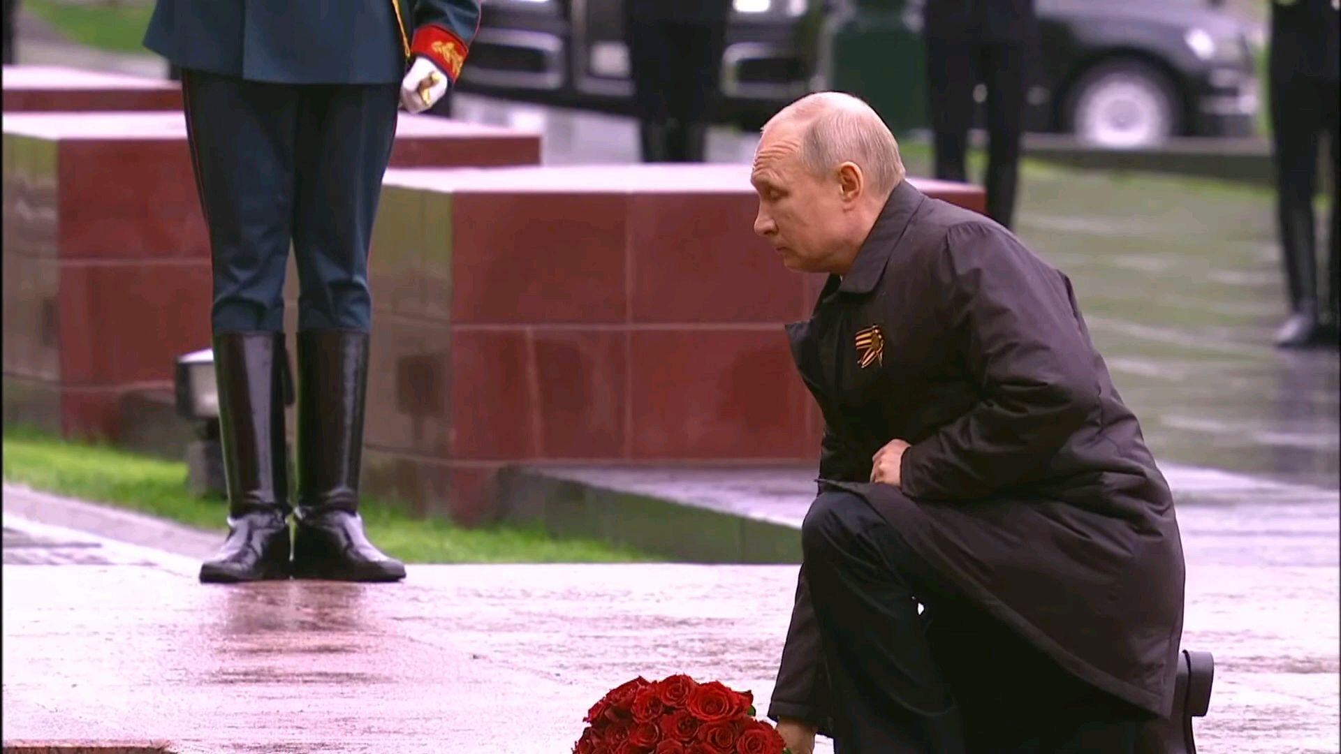 2020年俄罗斯卫国战争胜利75周年普京致辞