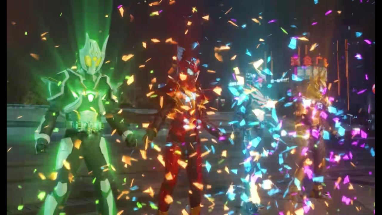 搬运 铠甲勇士猎铠:黎明天塔 最终预告