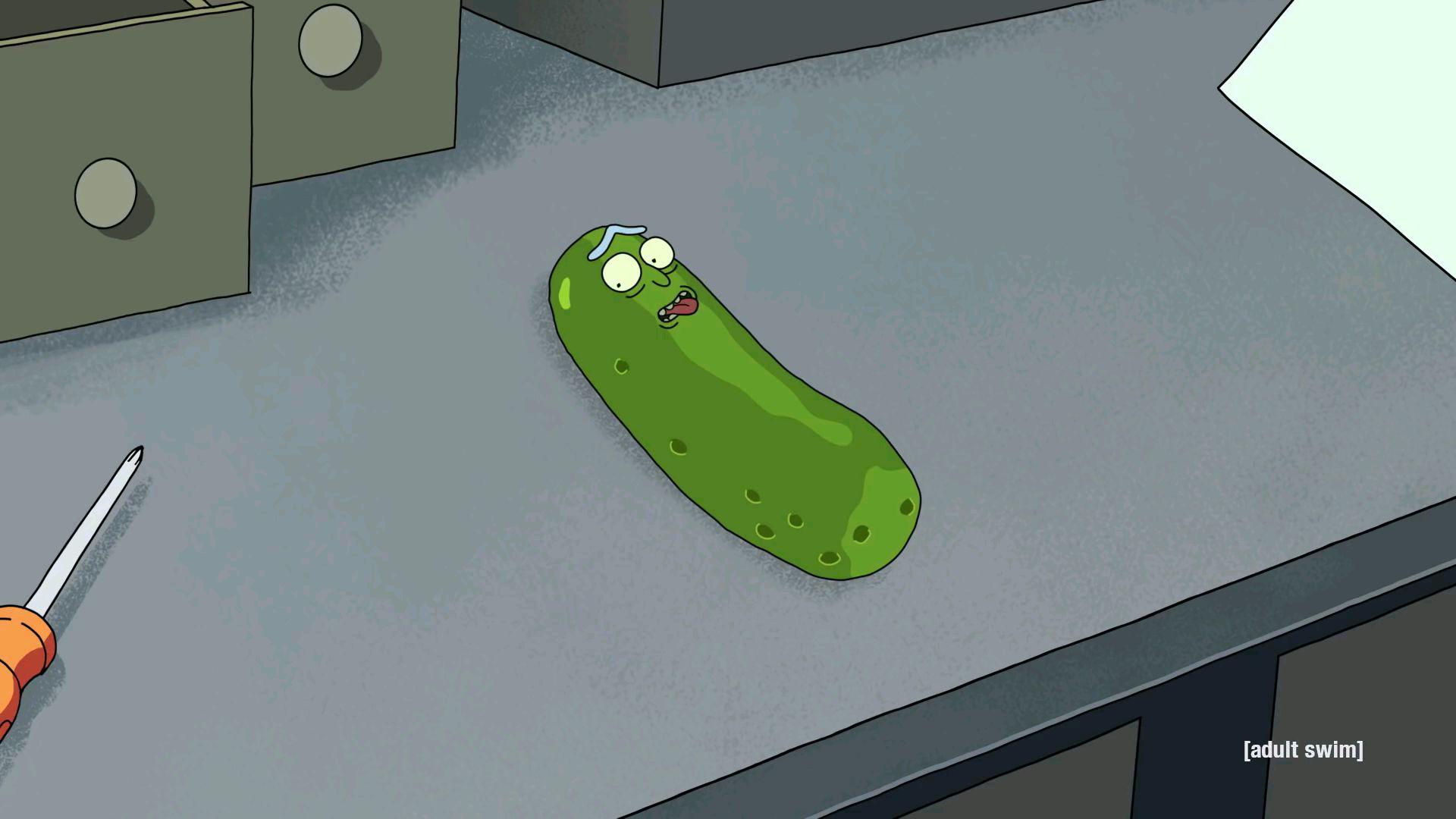 瑞克和莫蒂|姥爷配音不停笑场|Pickle Rick|哈哈哈哈哈哈哈哈