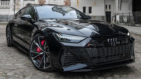 2020/2021奥迪 RS7 Sportback (C8) |V8 4.0