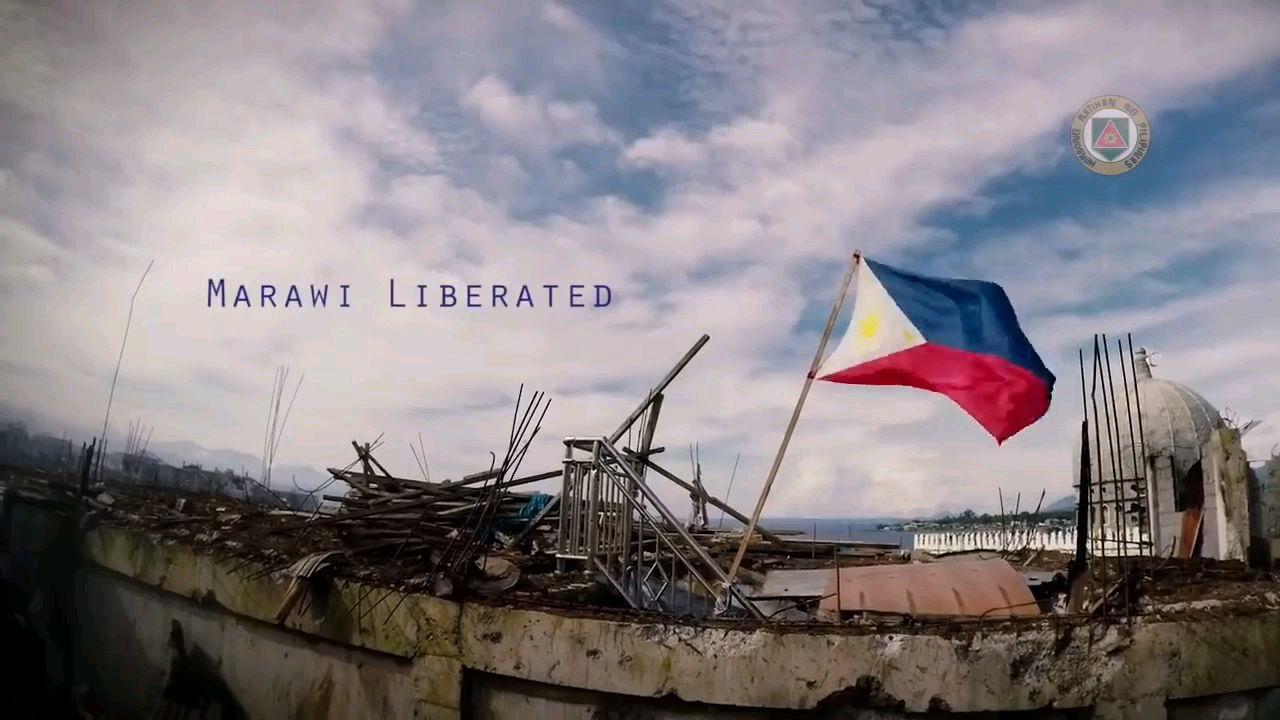 [菲律宾反恐]马拉维浴血154天