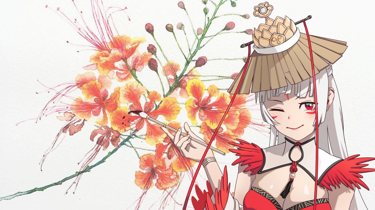 【凤姬】日常的练歌片段《牵丝戏》