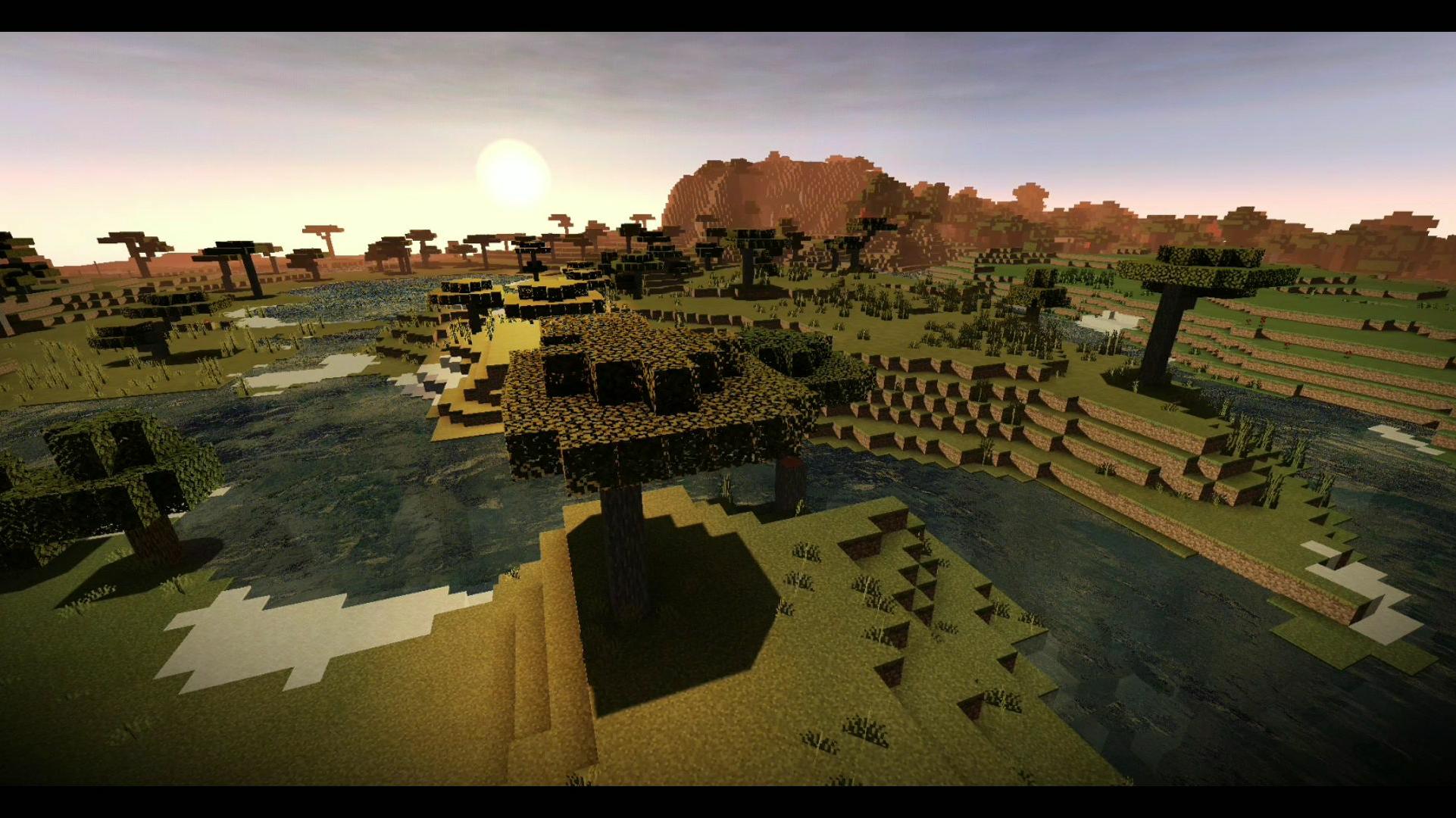 你要想要的效果,这里都有【我的世界Minecraft 基岩版REJS光影效果展示】