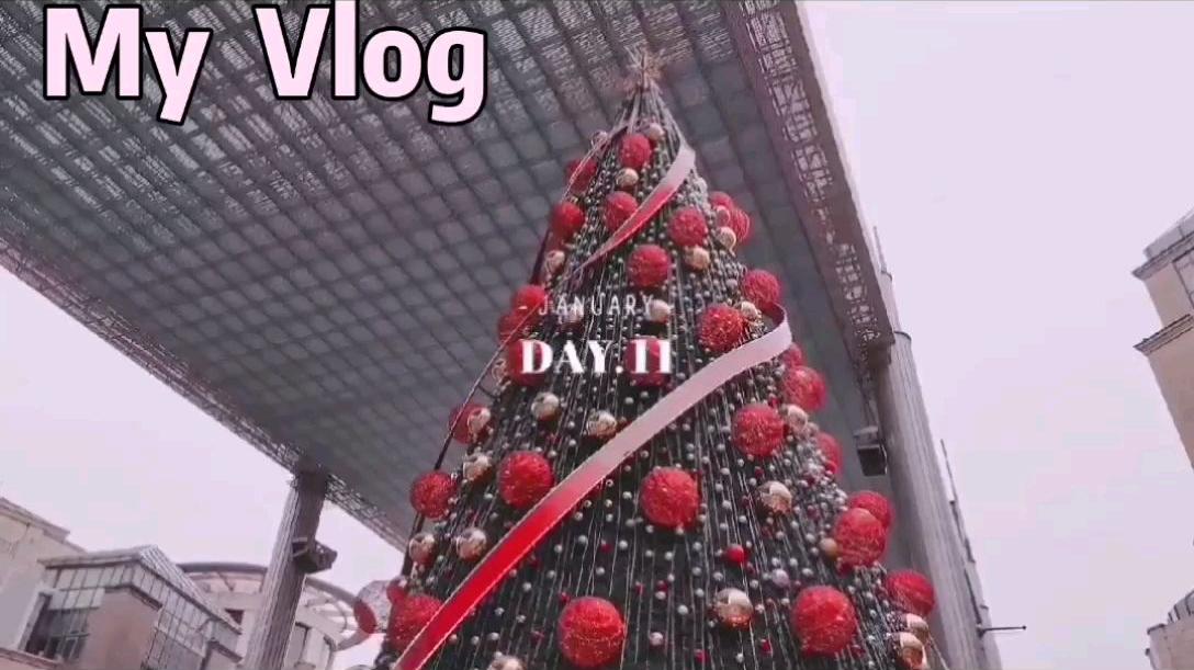 【Isabella's Vlog】考完试的放纵|世贸天阶快落逛街~|Miniso芝麻街玩偶|哈根达斯