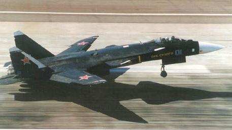 俄罗斯 Su-47 (S-37 Berkut)超音速试验机