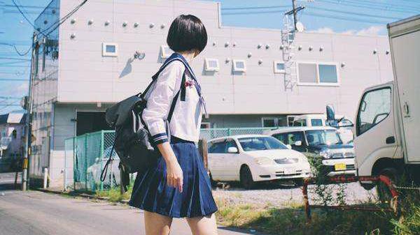 中国女孩在日本穿JK制服有多危险?
