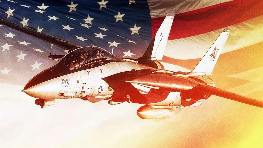 """可变后掠翼之最——F-14""""雄猫"""""""