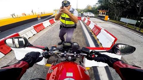 秒出警系列-摩托车合集(02)