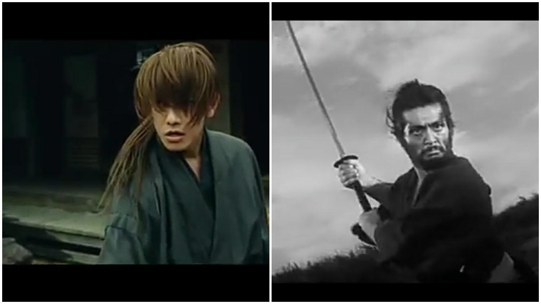 现在的武士决斗vs以前的武士决斗