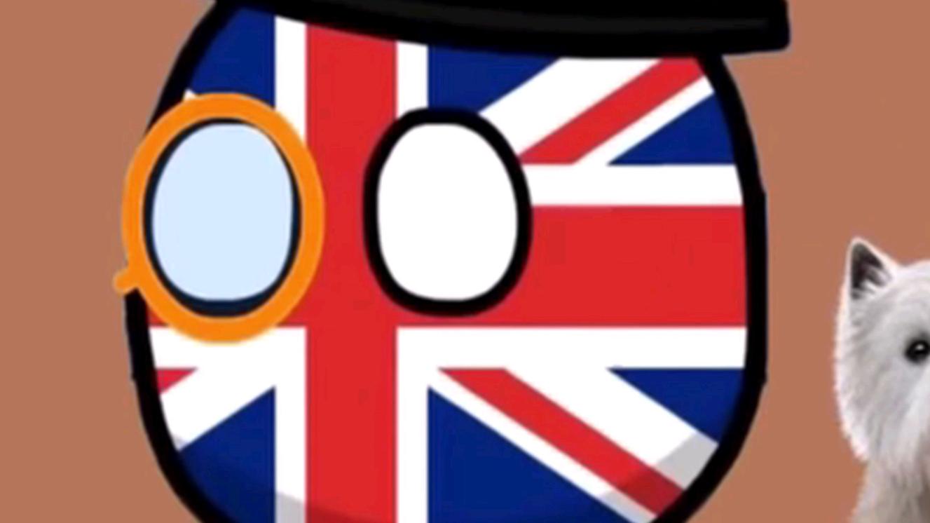 【英语配音】波兰球-傲娇的不列颠
