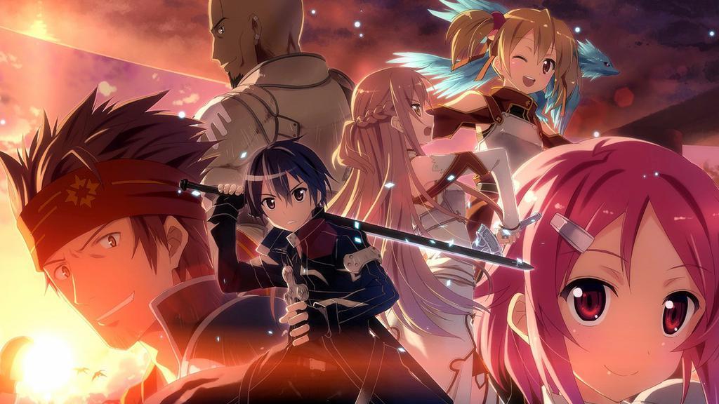 当桐人拿出第二把剑时,将没人能站在我面前!!!