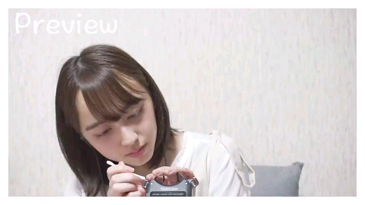 【助眠向】日本女友细致的掏耳