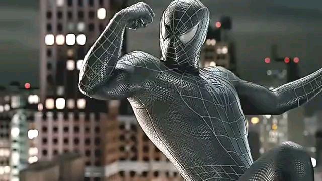 毒液蜘蛛侠