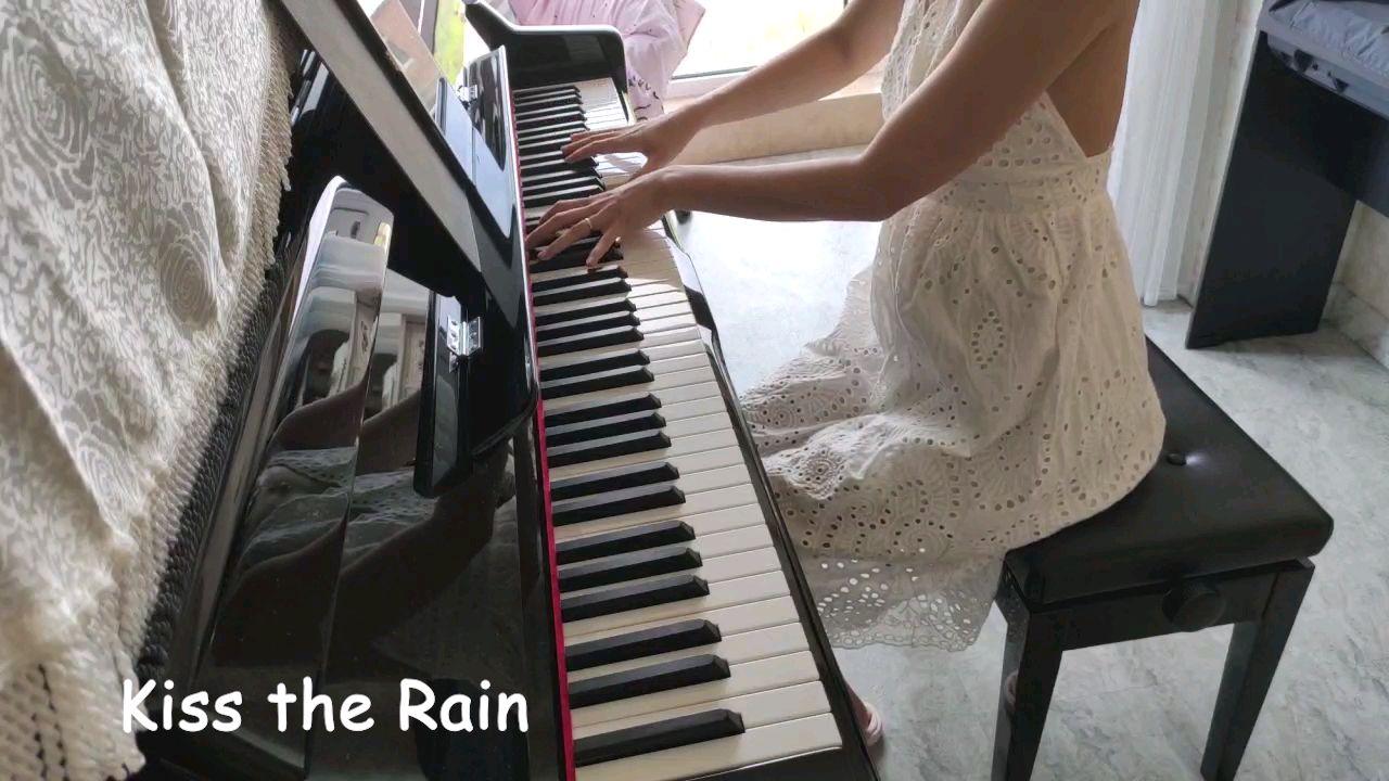 kiss the rain|#夏日蕉易战