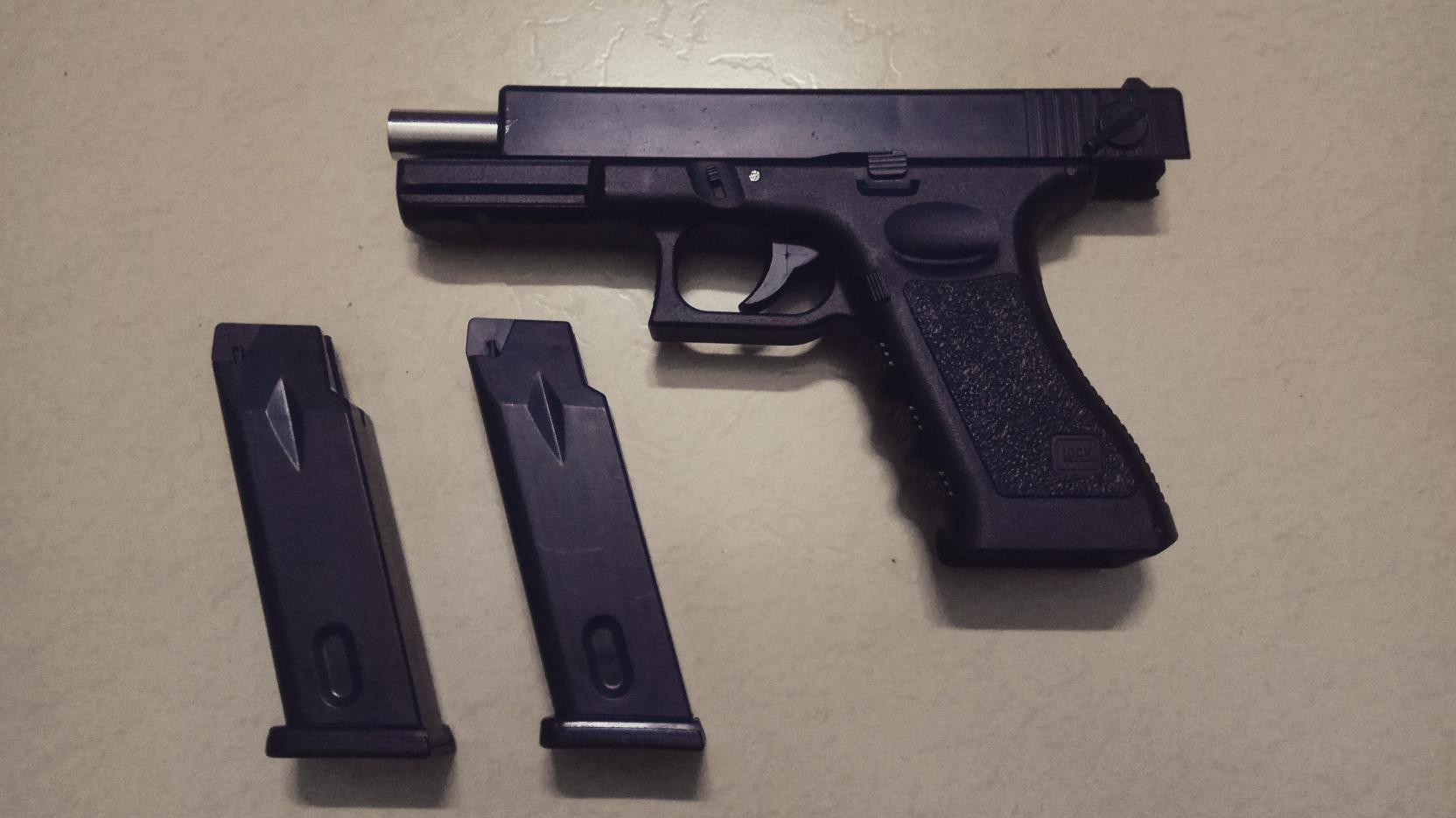 Essar.Ro:60块钱玩具枪真的香吗(看简介!)
