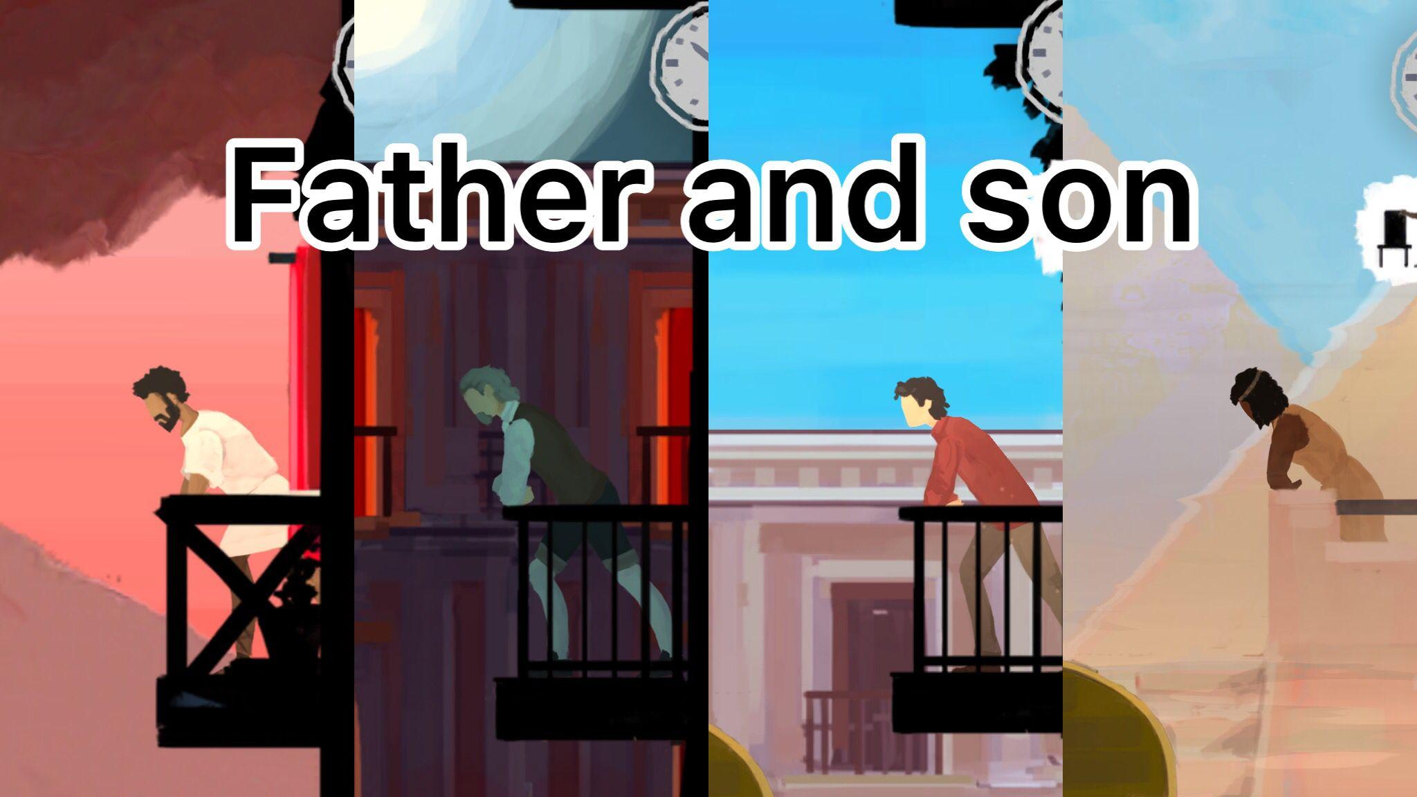 【游戏实况】穿越历史,寻找父亲的足迹!(Father and Son)