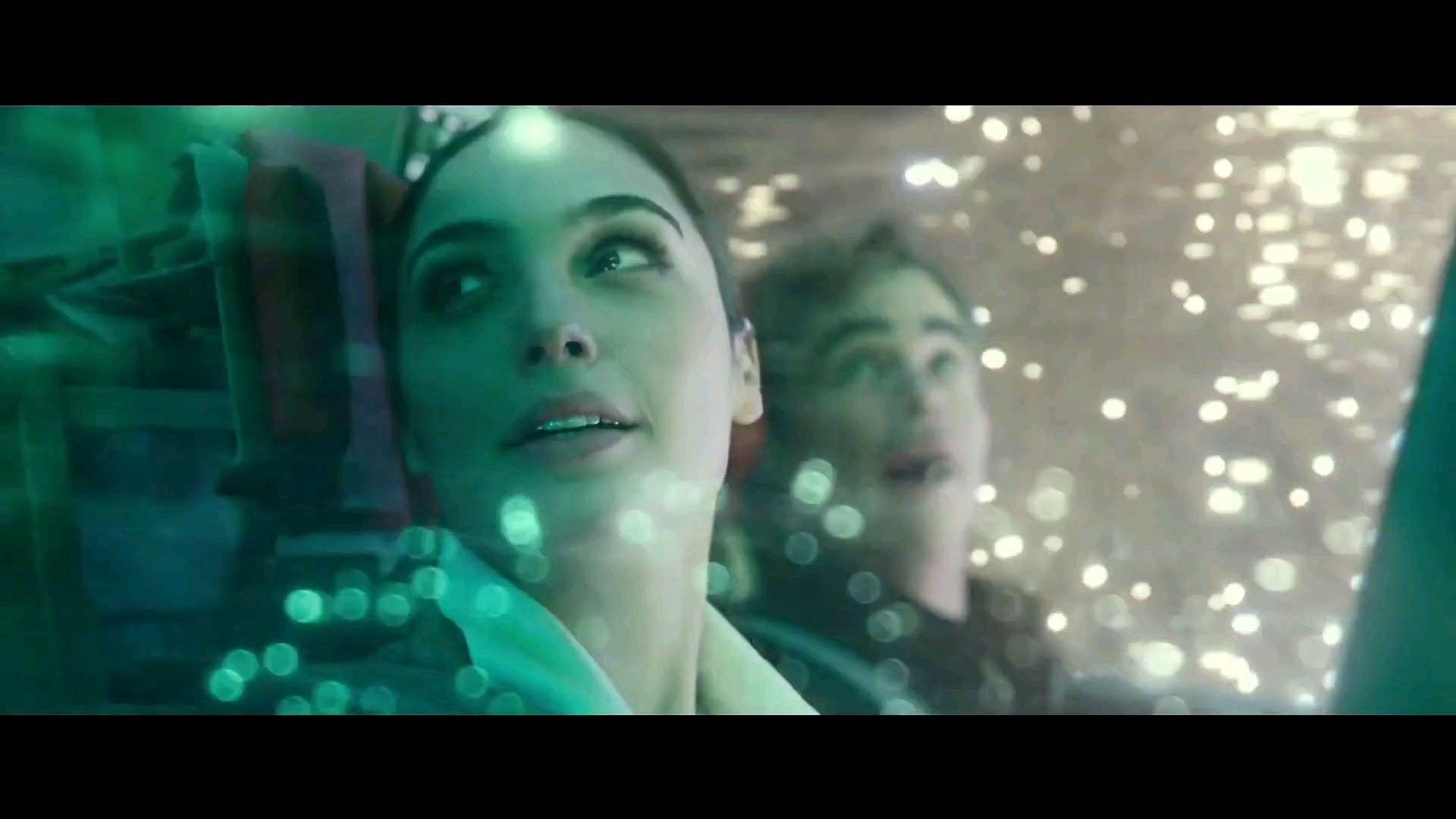 《神奇女侠1984》预告片,反派豹女亮相