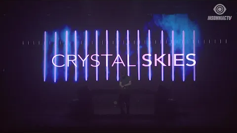 Crystal Skies for Mitis presents Born Livestream